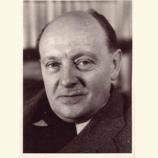 Franz Josef Schöningh, Publizist (Todestag 8.12.1960)