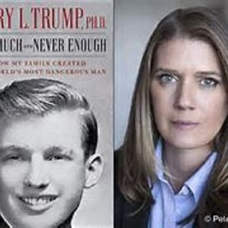 WTF Wed:  Excerpts From Mary L. Trump's Book Part 1