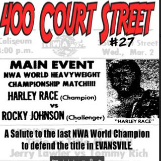 400 Court Street - A look back at the career of Harley Race
