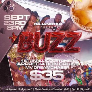 CHAMPION CROWN LIVE @ BUZZ SEPTEMBER 23RD 2020