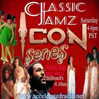 Classic Jamz *Icon Series Marvin Gaye* 9/26/20