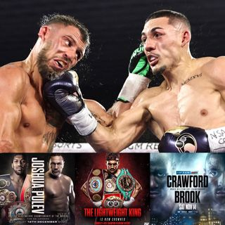 Lopez v Lomachenko fight review!! Joshua v Pulev announced
