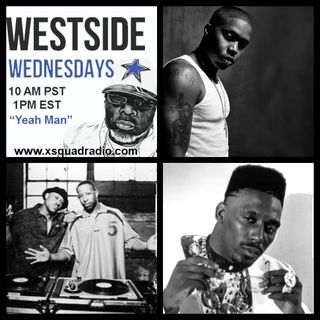 WestSide Wednesday Presents : Nas, Gang Starr and Big Daddy Kane  !!!