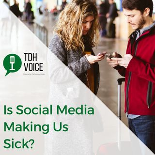 Is Social Media Making Us Sick?