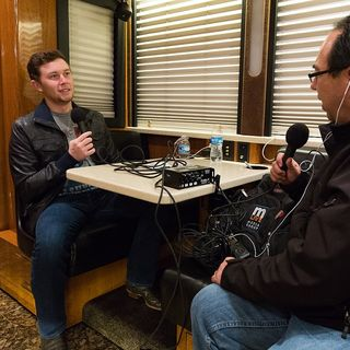 Scotty McCreery Podcast in Kalamazoo Jan. 28, 2016
