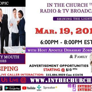 "Gossiping ""In The Church"""