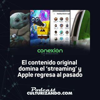 Conexión: El contenido original domina el 'streaming', Disney se acerca a Netflix y Apple regresa al pasado