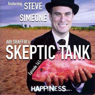 #141: Happiness (@SteveSimeone)