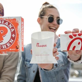 Chick-fil-A versus Popeyes chicken and the return of Eddie Murphy