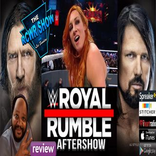 WWE Royal Rumble 2019 Aftershow 1-27-2019