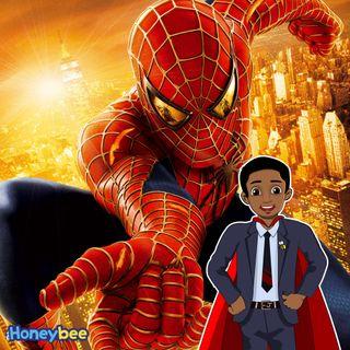 Spiderman - Sleep Story