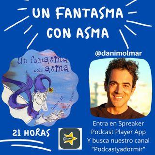 6. Un fantasma con asma. Daniel Molina