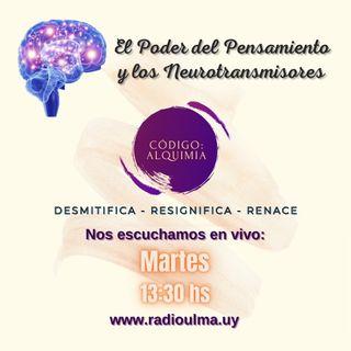 El Poder del Pensamiento y los Neurotransmisores