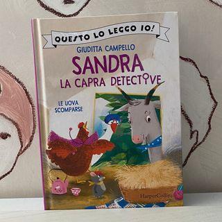 95. Sandra la capra detective - le uova scomparse 1  di Giuditta Campello