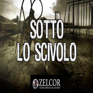 Audiolibro SOTTO LO SCIVOLO (storia horror)