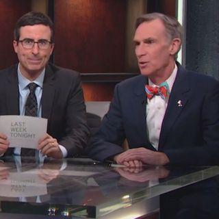 John Oliver & Bill Nye + more eco news
