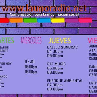 Escucha La Uno Radio www.launoradio.net