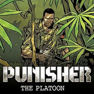 Source Material Live: Punisher - The Platoon