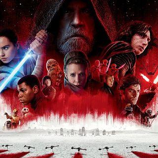 Star Wars Os Últimos Jedi: Maior DECEPÇÃO do Ano! PT. 1 || NerdTalking #002 || (Ao vivo no Spreaker)