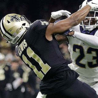 NFL IS RIGGED -Saints Robbed In The NFC Championship