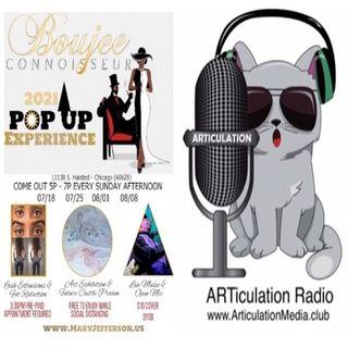 ARTiculation Radio — INVESTING IN UPPER ECHELON LIVING