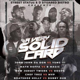 The bigggest Battle Rap ever in the stl