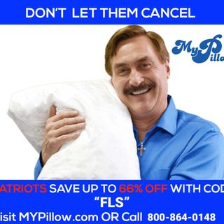 Very Important Message From MyPillow CEO  Mike Lindell - Promo Code FLS