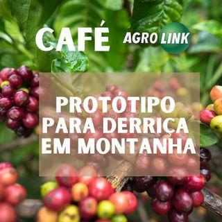 Cafeicultura: máquina permite trabalho em elevação