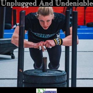 Ep 32: Medicine, Muscle and Mayhem with 4 Time Crossfit Games Athlete, Taylor Williamson