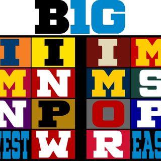 Big Ten Football Preview Part 1 (East Divison)