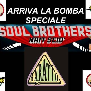 Arriva la Bomba Speciale Soul Brothers Nait Scio