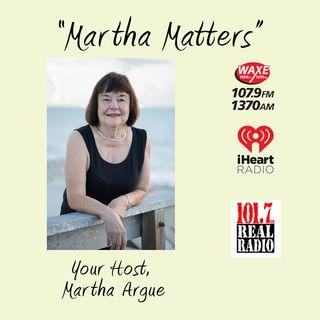 Martha Matters