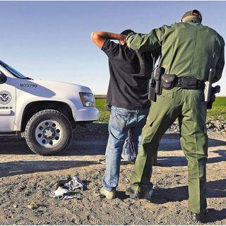 Caen los arrestos de indocumentados en la frontera sur de EU
