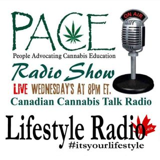 PACE Radio LIVE with Al Graham, guest Lisa Campbell of Sensible Ontario and Joint Hostess Kim Cooper