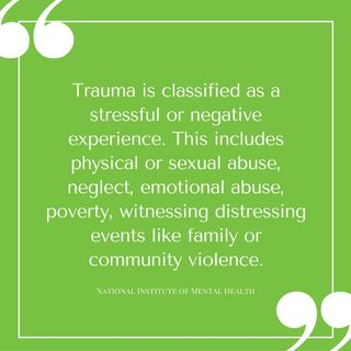 A crash course on Trauma Informed tEACHING