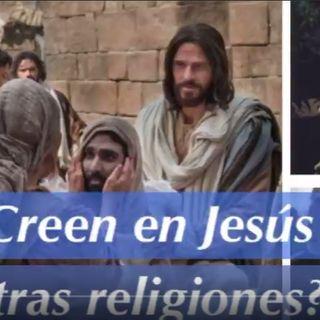 Lo que piensan de Jesús las religiones