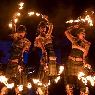 20. Hogmanay, el Cap d'Any escocès