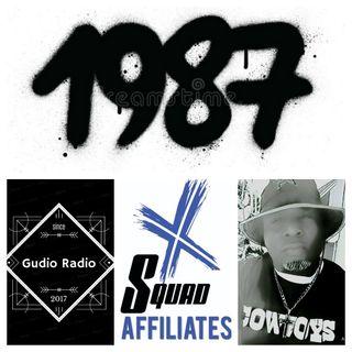 DGratest Gudio Radio Presents : R&B in 1987