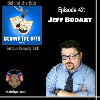 Episode 42: Jeff Bodart