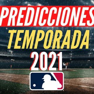 GRANDES LIGAS Temporada 2021: PREDICCIONES Pecota en la MLB