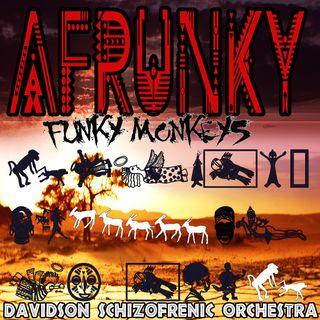 AFRUNKY - Funky Monkeys -