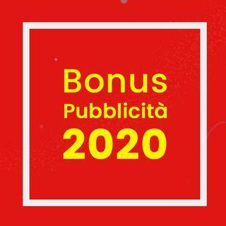 Spot su Radio Civita InBlu: il 50% in meno con il Bonus Pubblicità!