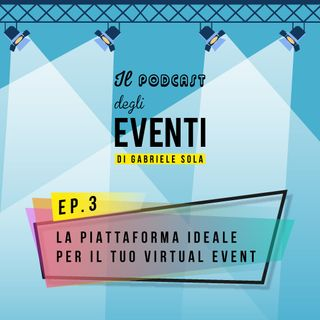 La piattaforma ideale per il tuo virtual event