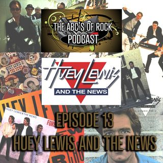 "Huey Lewis and the News - ""Labeled As Freaks"" - Episode 13"