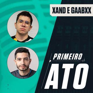 xand e gaabxx no Last Chance Qualifier // Primeiro Ato #33