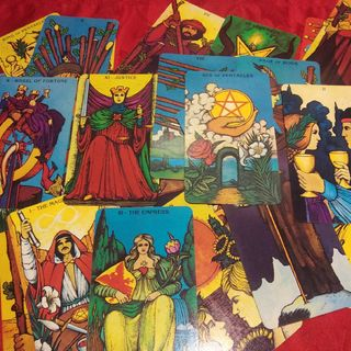 Tarot Reading, Tarot Consultations & Divination