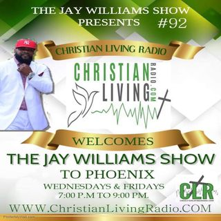 THE JAY WILLIAMS SHOW #72