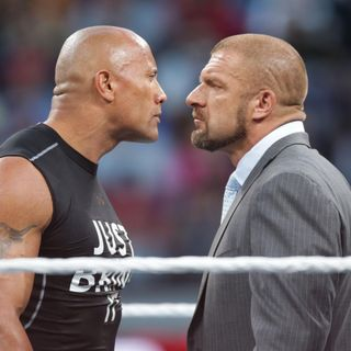 WWE Rivalries: HHH vs The Rock
