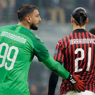 """""""We have to renew Donnarumma and Zlatan"""": David from Milan Club Philly - The Calcio Guys, Episode 62"""