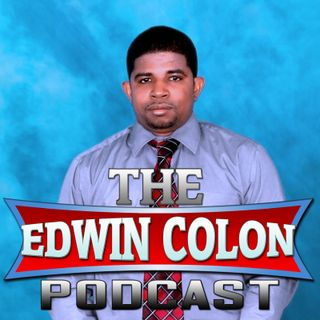 Episode 1 - Introduction to The Edwin Colon Variety Talk Show